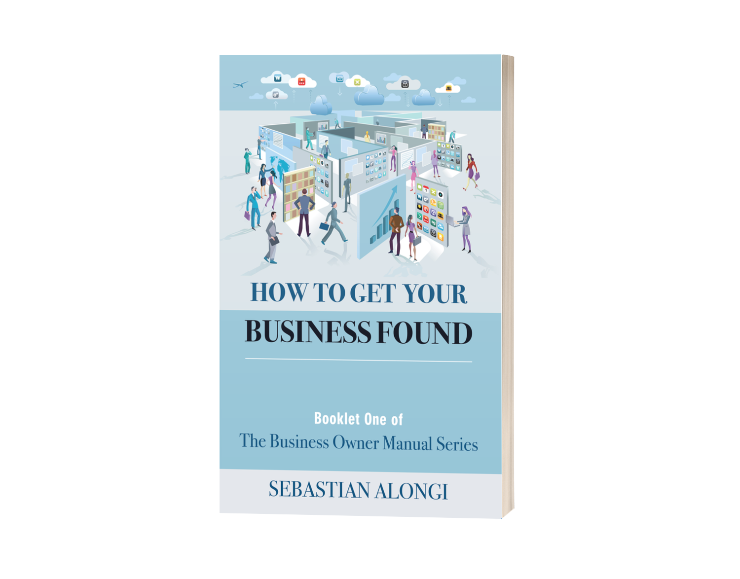 How To Get Your Business Found Book Cover